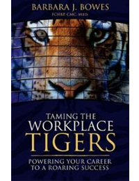 Taming the Workplace Tigers Book